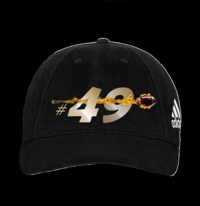 #49 Zach Wood Baseball Cap – Available Soon!