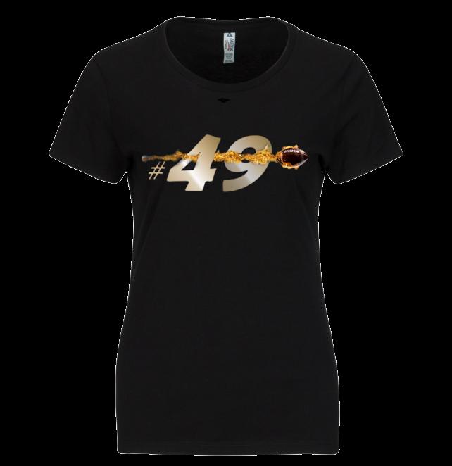 #49 Zach Wood Women's T-Shirt $29 (Shipping Included)